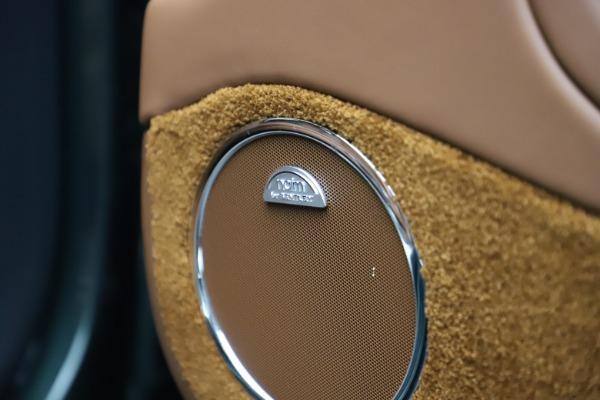 New 2020 Bentley Mulsanne for sale Sold at Rolls-Royce Motor Cars Greenwich in Greenwich CT 06830 17