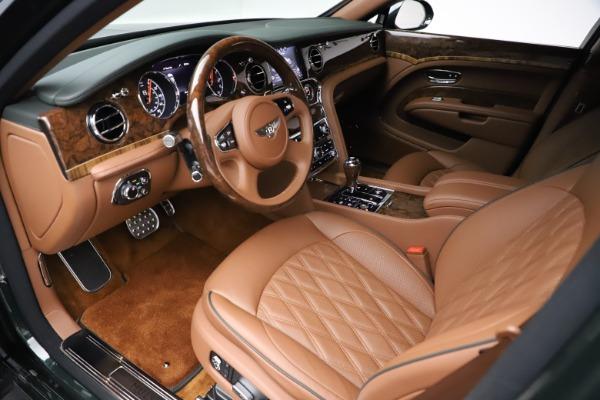 New 2020 Bentley Mulsanne for sale Sold at Rolls-Royce Motor Cars Greenwich in Greenwich CT 06830 18