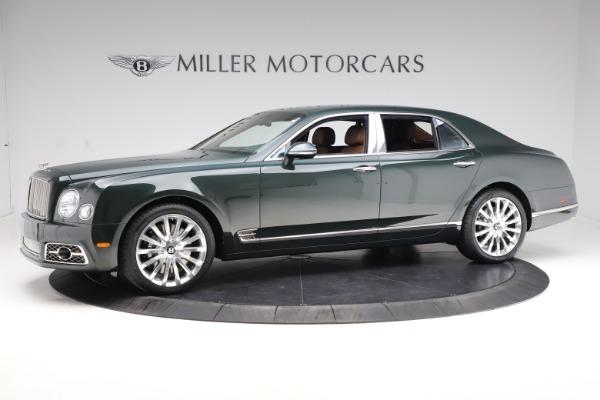 New 2020 Bentley Mulsanne for sale Sold at Rolls-Royce Motor Cars Greenwich in Greenwich CT 06830 2