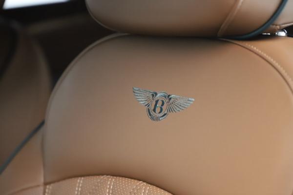 New 2020 Bentley Mulsanne for sale Sold at Rolls-Royce Motor Cars Greenwich in Greenwich CT 06830 21