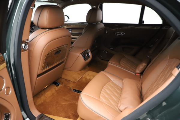 New 2020 Bentley Mulsanne for sale Sold at Rolls-Royce Motor Cars Greenwich in Greenwich CT 06830 22