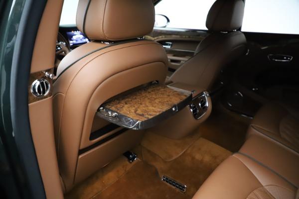 New 2020 Bentley Mulsanne for sale Sold at Rolls-Royce Motor Cars Greenwich in Greenwich CT 06830 24