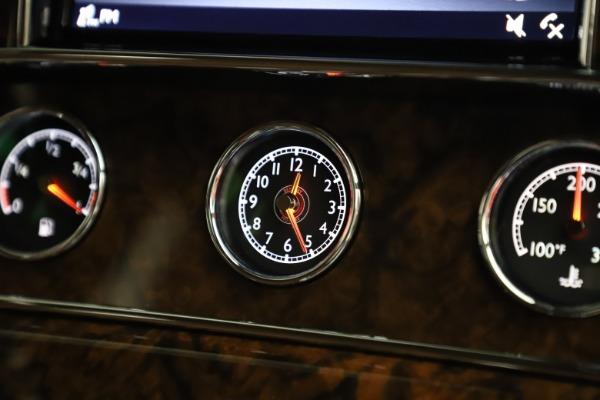 New 2020 Bentley Mulsanne for sale Sold at Rolls-Royce Motor Cars Greenwich in Greenwich CT 06830 25