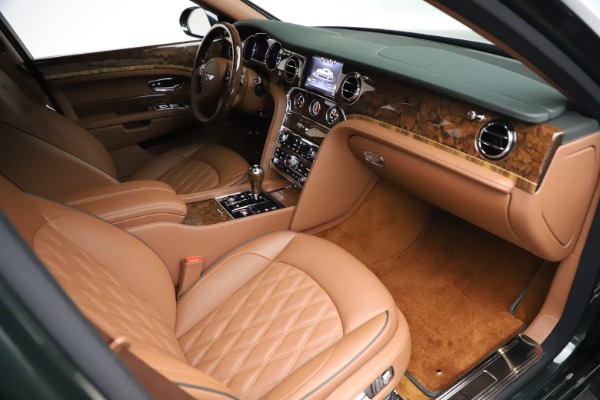 New 2020 Bentley Mulsanne for sale Sold at Rolls-Royce Motor Cars Greenwich in Greenwich CT 06830 27