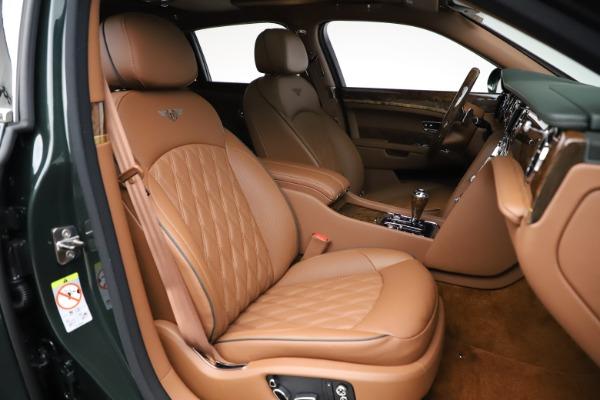 New 2020 Bentley Mulsanne for sale Sold at Rolls-Royce Motor Cars Greenwich in Greenwich CT 06830 28