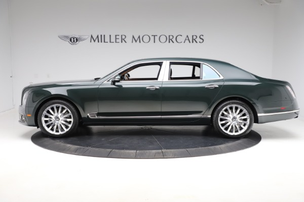 New 2020 Bentley Mulsanne for sale Sold at Rolls-Royce Motor Cars Greenwich in Greenwich CT 06830 3