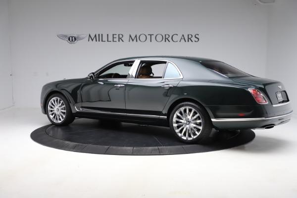 New 2020 Bentley Mulsanne for sale Sold at Rolls-Royce Motor Cars Greenwich in Greenwich CT 06830 4