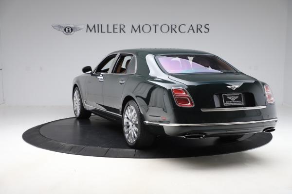New 2020 Bentley Mulsanne for sale Sold at Rolls-Royce Motor Cars Greenwich in Greenwich CT 06830 5