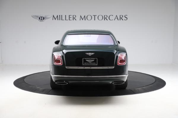 New 2020 Bentley Mulsanne for sale Sold at Rolls-Royce Motor Cars Greenwich in Greenwich CT 06830 6