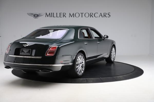 New 2020 Bentley Mulsanne for sale Sold at Rolls-Royce Motor Cars Greenwich in Greenwich CT 06830 7
