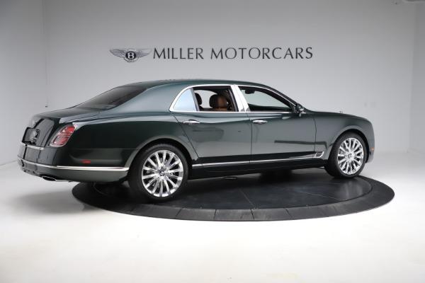New 2020 Bentley Mulsanne for sale Sold at Rolls-Royce Motor Cars Greenwich in Greenwich CT 06830 8