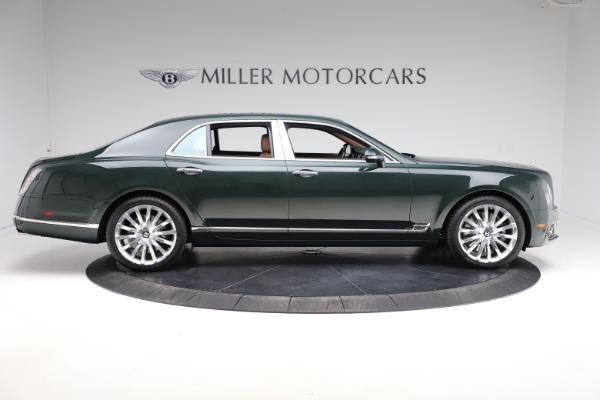 New 2020 Bentley Mulsanne for sale Sold at Rolls-Royce Motor Cars Greenwich in Greenwich CT 06830 9