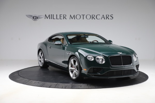 Used 2017 Bentley Continental GT V8 S for sale $139,900 at Rolls-Royce Motor Cars Greenwich in Greenwich CT 06830 11