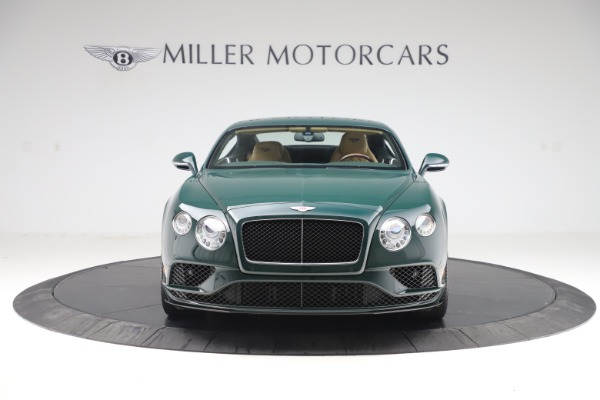 Used 2017 Bentley Continental GT V8 S for sale $139,900 at Rolls-Royce Motor Cars Greenwich in Greenwich CT 06830 12