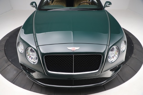 Used 2017 Bentley Continental GT V8 S for sale $139,900 at Rolls-Royce Motor Cars Greenwich in Greenwich CT 06830 13