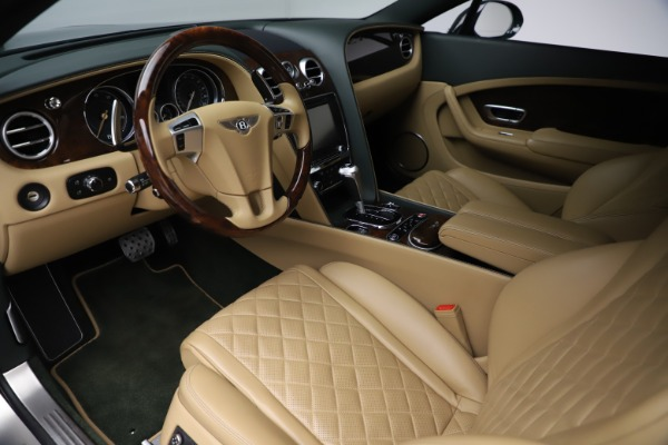 Used 2017 Bentley Continental GT V8 S for sale $139,900 at Rolls-Royce Motor Cars Greenwich in Greenwich CT 06830 17