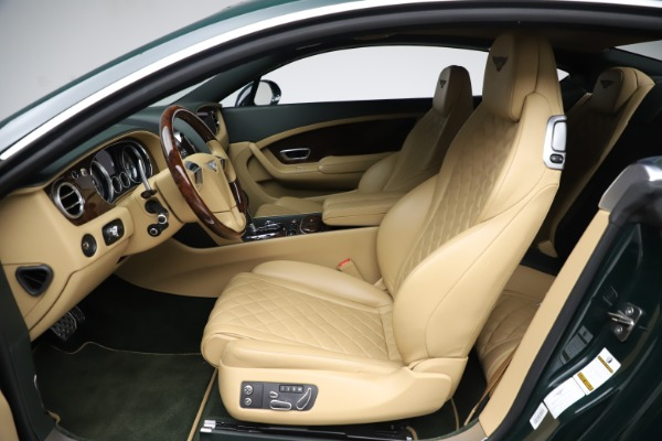 Used 2017 Bentley Continental GT V8 S for sale $139,900 at Rolls-Royce Motor Cars Greenwich in Greenwich CT 06830 18
