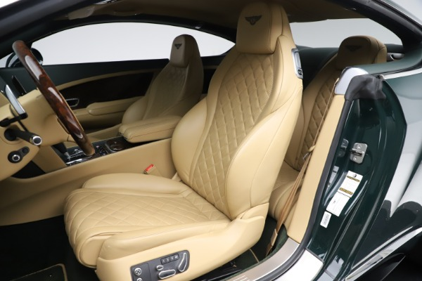 Used 2017 Bentley Continental GT V8 S for sale $134,900 at Rolls-Royce Motor Cars Greenwich in Greenwich CT 06830 19