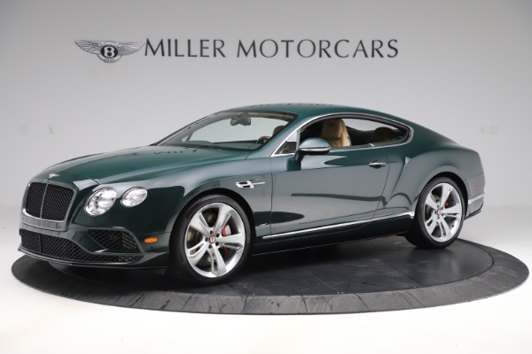 Used 2017 Bentley Continental GT V8 S for sale $139,900 at Rolls-Royce Motor Cars Greenwich in Greenwich CT 06830 2