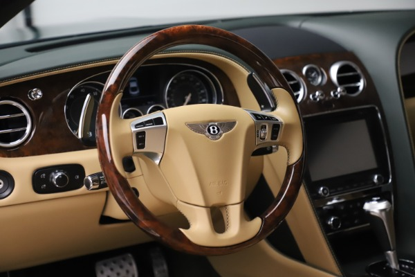 Used 2017 Bentley Continental GT V8 S for sale $134,900 at Rolls-Royce Motor Cars Greenwich in Greenwich CT 06830 20