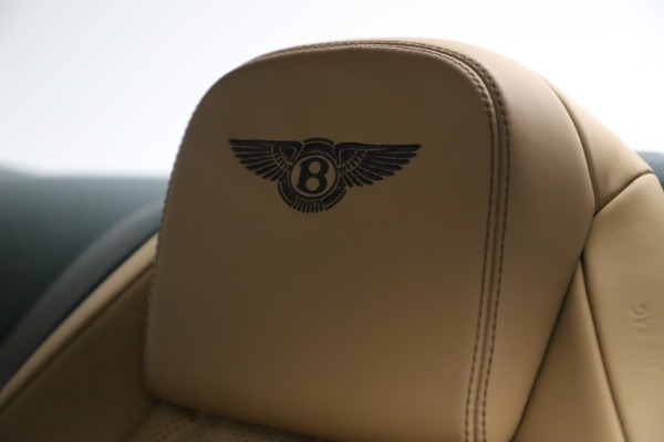 Used 2017 Bentley Continental GT V8 S for sale $139,900 at Rolls-Royce Motor Cars Greenwich in Greenwich CT 06830 21