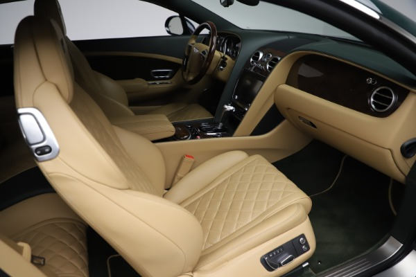 Used 2017 Bentley Continental GT V8 S for sale $134,900 at Rolls-Royce Motor Cars Greenwich in Greenwich CT 06830 24
