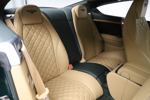 Used 2017 Bentley Continental GT V8 S for sale $139,900 at Rolls-Royce Motor Cars Greenwich in Greenwich CT 06830 27