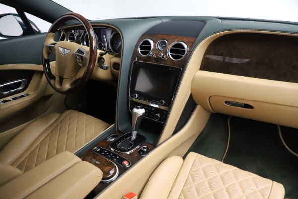 Used 2017 Bentley Continental GT V8 S for sale $139,900 at Rolls-Royce Motor Cars Greenwich in Greenwich CT 06830 28