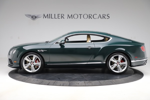 Used 2017 Bentley Continental GT V8 S for sale $134,900 at Rolls-Royce Motor Cars Greenwich in Greenwich CT 06830 3