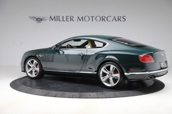 Used 2017 Bentley Continental GT V8 S for sale $139,900 at Rolls-Royce Motor Cars Greenwich in Greenwich CT 06830 4