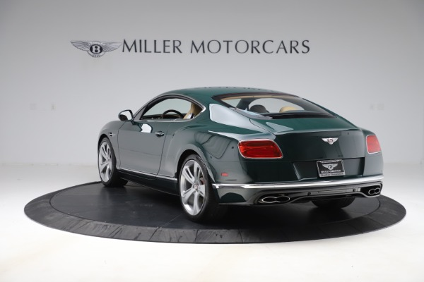 Used 2017 Bentley Continental GT V8 S for sale $139,900 at Rolls-Royce Motor Cars Greenwich in Greenwich CT 06830 5
