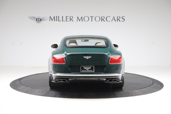 Used 2017 Bentley Continental GT V8 S for sale $134,900 at Rolls-Royce Motor Cars Greenwich in Greenwich CT 06830 6