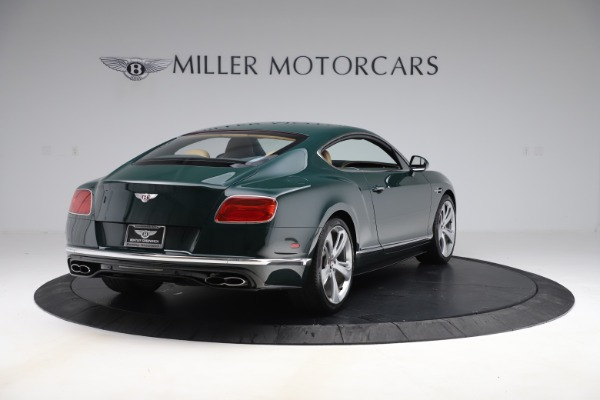 Used 2017 Bentley Continental GT V8 S for sale $134,900 at Rolls-Royce Motor Cars Greenwich in Greenwich CT 06830 7