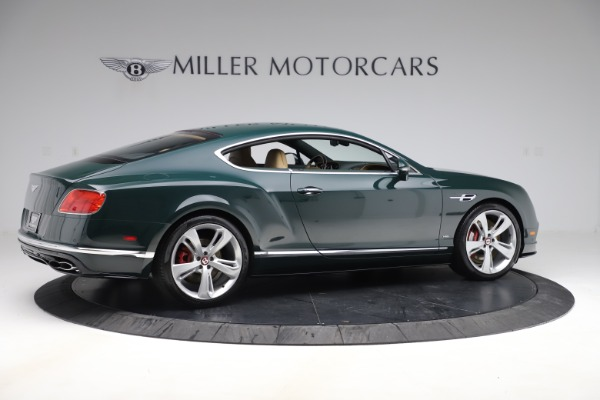 Used 2017 Bentley Continental GT V8 S for sale $134,900 at Rolls-Royce Motor Cars Greenwich in Greenwich CT 06830 8