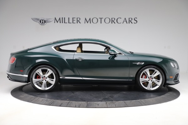 Used 2017 Bentley Continental GT V8 S for sale $139,900 at Rolls-Royce Motor Cars Greenwich in Greenwich CT 06830 9
