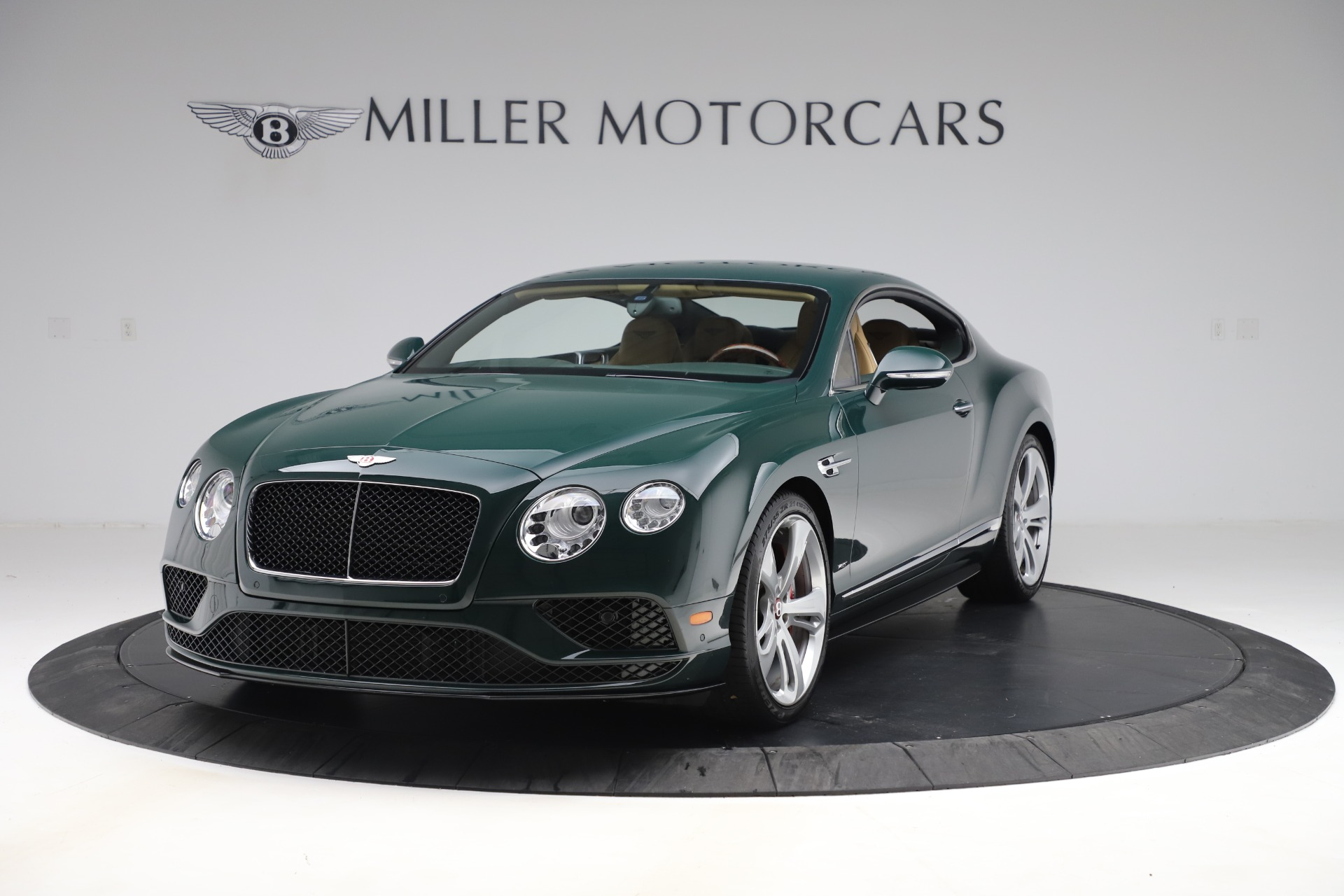 Used 2017 Bentley Continental GT V8 S for sale $134,900 at Rolls-Royce Motor Cars Greenwich in Greenwich CT 06830 1