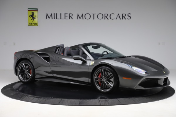 Used 2018 Ferrari 488 Spider for sale $283,900 at Rolls-Royce Motor Cars Greenwich in Greenwich CT 06830 10