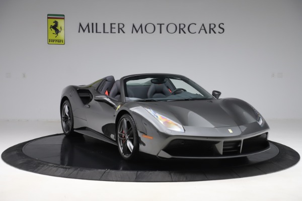 Used 2018 Ferrari 488 Spider for sale $283,900 at Rolls-Royce Motor Cars Greenwich in Greenwich CT 06830 11