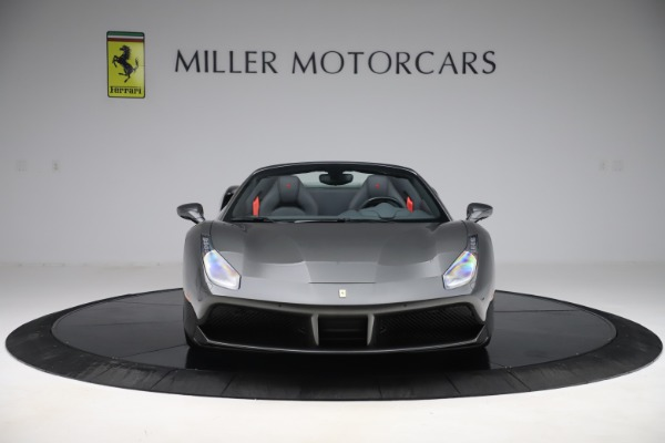 Used 2018 Ferrari 488 Spider for sale $283,900 at Rolls-Royce Motor Cars Greenwich in Greenwich CT 06830 12