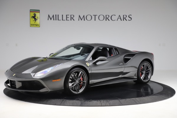 Used 2018 Ferrari 488 Spider for sale $283,900 at Rolls-Royce Motor Cars Greenwich in Greenwich CT 06830 13