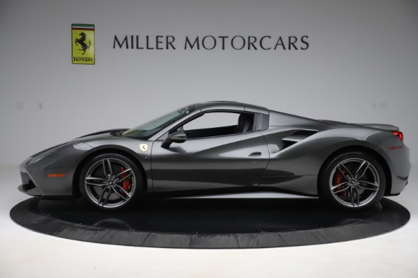 Used 2018 Ferrari 488 Spider for sale $283,900 at Rolls-Royce Motor Cars Greenwich in Greenwich CT 06830 14