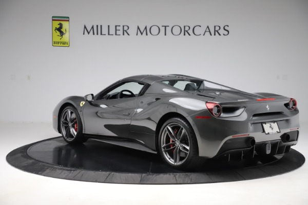 Used 2018 Ferrari 488 Spider for sale $283,900 at Rolls-Royce Motor Cars Greenwich in Greenwich CT 06830 15