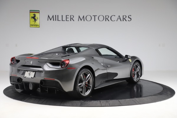 Used 2018 Ferrari 488 Spider for sale $283,900 at Rolls-Royce Motor Cars Greenwich in Greenwich CT 06830 16