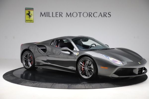 Used 2018 Ferrari 488 Spider for sale $283,900 at Rolls-Royce Motor Cars Greenwich in Greenwich CT 06830 17