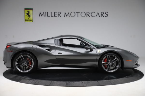 Used 2018 Ferrari 488 Spider for sale $283,900 at Rolls-Royce Motor Cars Greenwich in Greenwich CT 06830 18