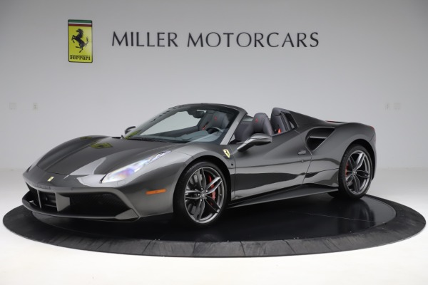 Used 2018 Ferrari 488 Spider for sale $283,900 at Rolls-Royce Motor Cars Greenwich in Greenwich CT 06830 2