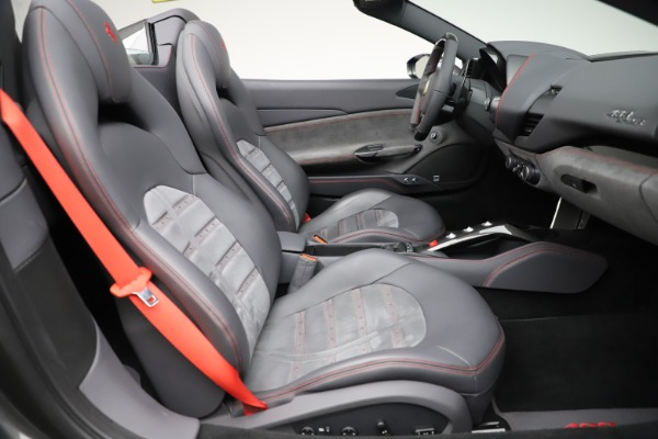 Used 2018 Ferrari 488 Spider for sale $283,900 at Rolls-Royce Motor Cars Greenwich in Greenwich CT 06830 24