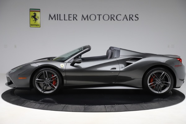 Used 2018 Ferrari 488 Spider for sale $283,900 at Rolls-Royce Motor Cars Greenwich in Greenwich CT 06830 3