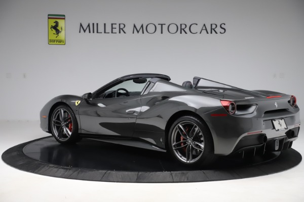 Used 2018 Ferrari 488 Spider for sale $283,900 at Rolls-Royce Motor Cars Greenwich in Greenwich CT 06830 4