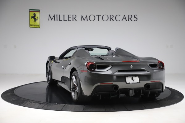 Used 2018 Ferrari 488 Spider for sale $283,900 at Rolls-Royce Motor Cars Greenwich in Greenwich CT 06830 5